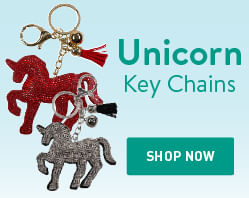 Horze Unicorn Key Chain
