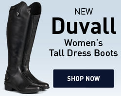 Duvall womens tall dress boots