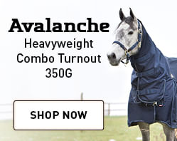 Avalanche heavyweight combo blanket 350g