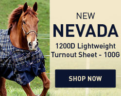 New Nevada lightweight turnout 1200D